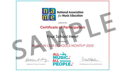 Get your 2019 MIOSM Participation Certificate