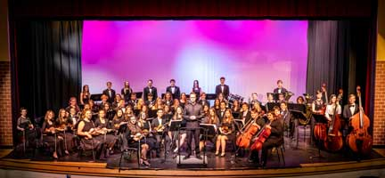 HS / MS Orchestra