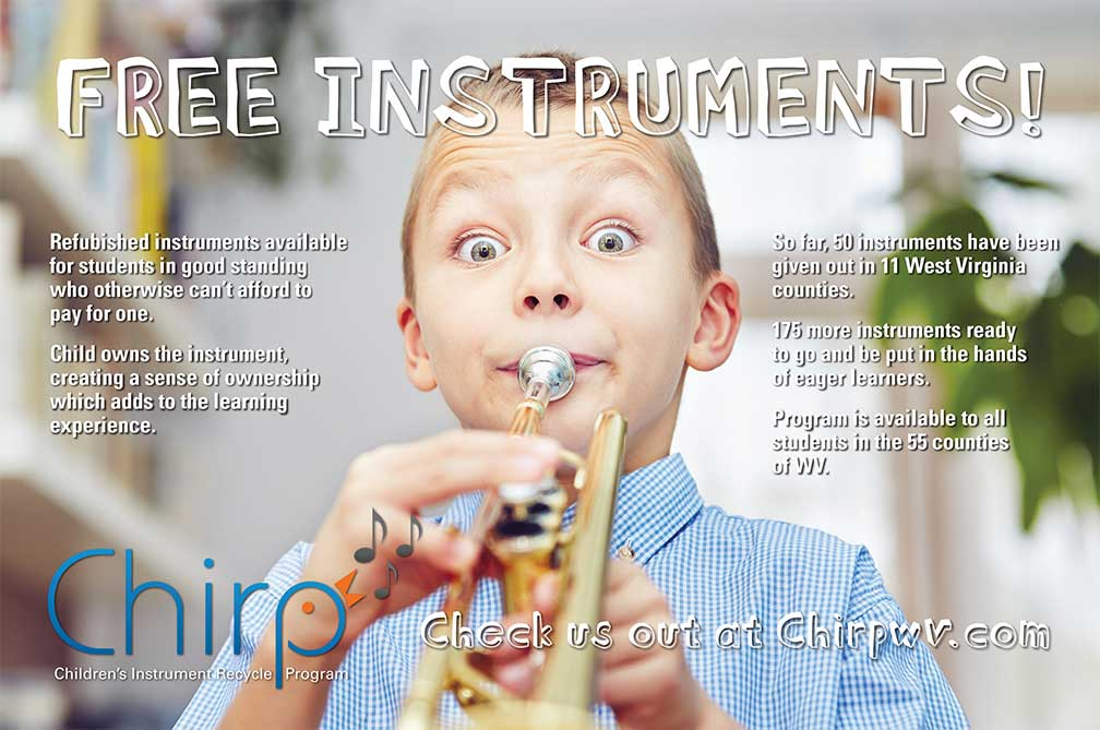 Platinum Sponsor Children's Instrument Recycle Program
