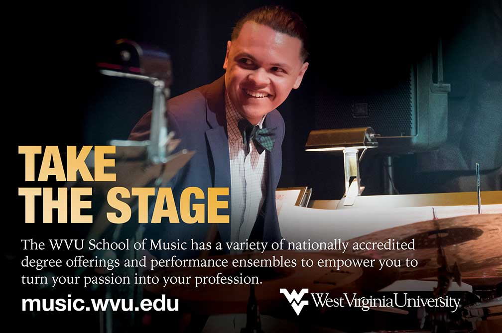 Platinum Sponsor West Virginia University School of Music