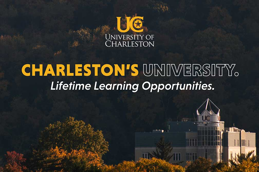 Platinum Sponsor University of Charleston